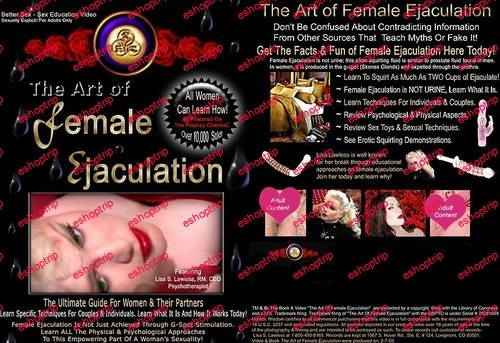 The Art of Female Ejaculation 2003