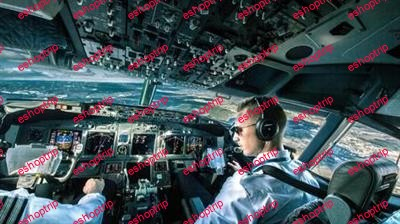 Aviation How to become a Commercial Pilot