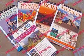 DK Publishing Travel Guide Updates