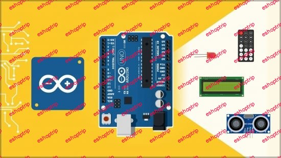 Arduino For Beginners Learn with Hands on Lessons and Practice with Many Arduino Projects
