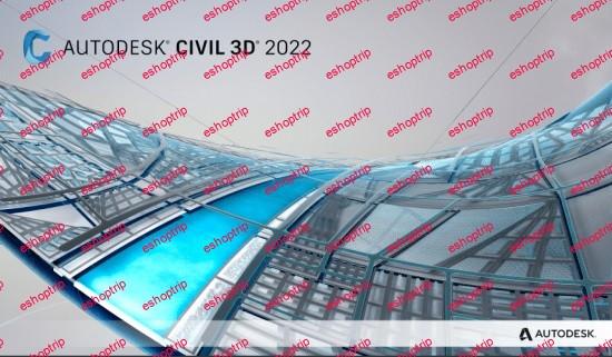 Autodesk AutoCAD Civil 3D 2022 x64