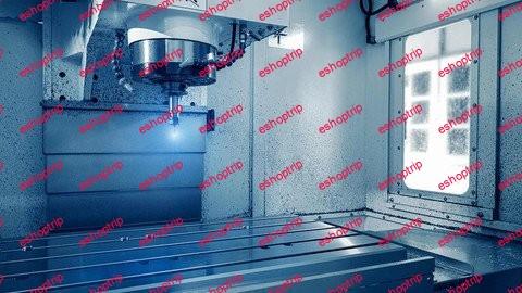CNC Milling machine programming using G Code