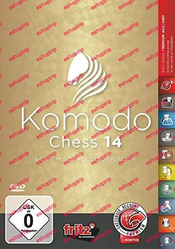 Komodo Chess 14 v17.19.0.0 Multilingual