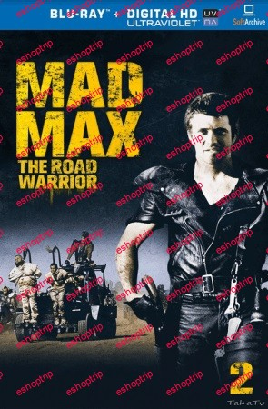 Mad Max 2 1981 1080p BluRay