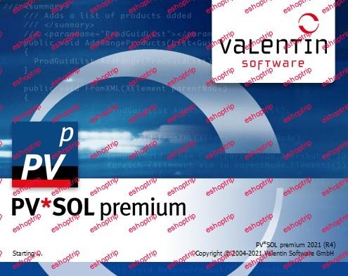 PVSOL premium 2021 R4 Multilanguage