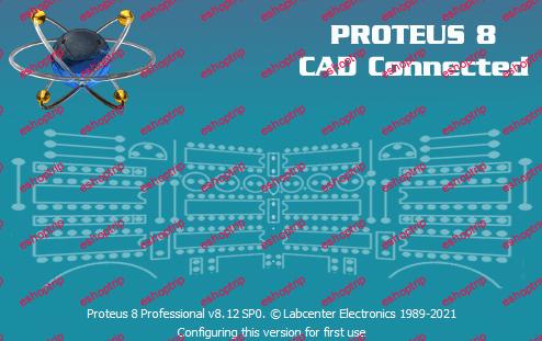 Proteus Professional 8.12 SP0 Build 30713