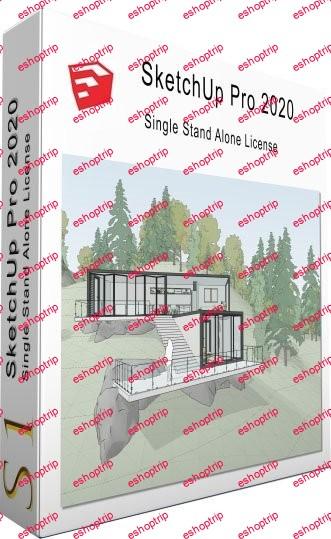 SketchUp Pro 2021 v21.0.391 x64 Multilingual