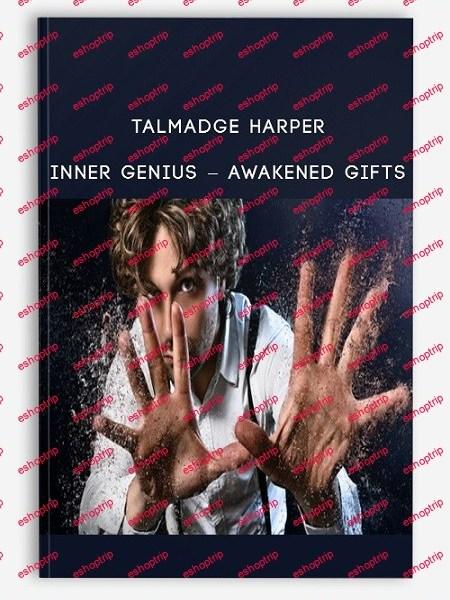 Talmadge Harper Inner Genius Awakened Gifts