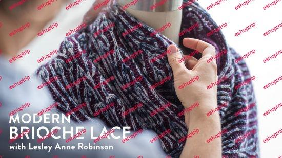 Modern Brioche Lace