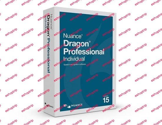 Nuance Dragon Professional Individual 15.61.200.010