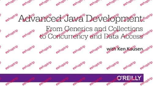 Ken Kousen Advanced Java Development Training Video