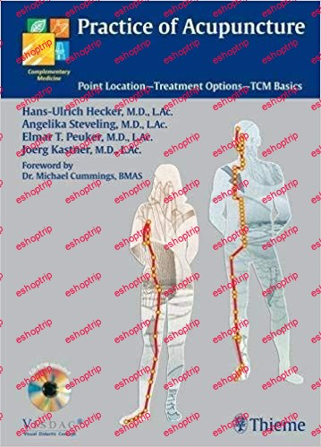 Practice of Acupuncture Point Location Treatment Options TCM Basics