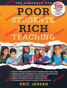 The Handbook for Poor Students Rich Teaching A Guide to Overcoming Adversity and Poverty in Schools by Eric Jensen