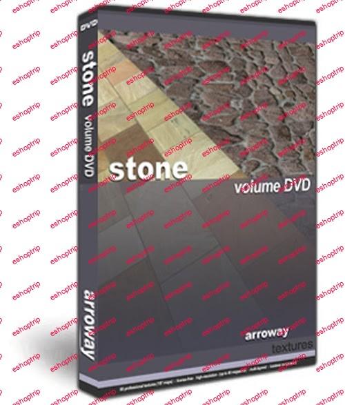 Arroway Textures Stones Vol.1 DVD2