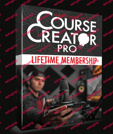 Course Creator Pro Learn How to Build Market Sell Online Courses