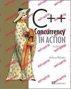 Manning C Plus Plus Concurrency in Action Second Edition