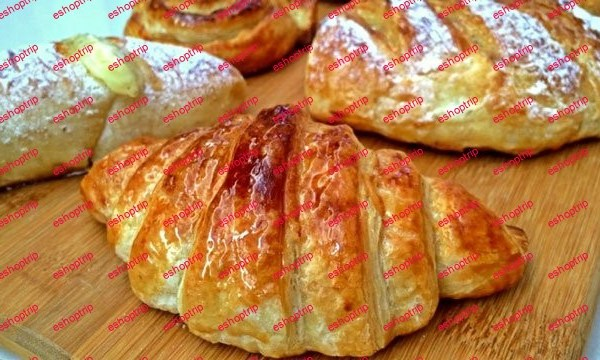 Secrets of Bakery Pastry sweets Buns Croissants Schneck