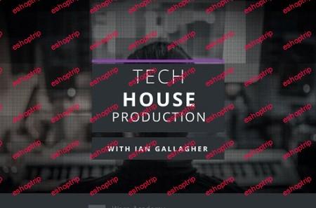 Warp Academy Producing Tech House