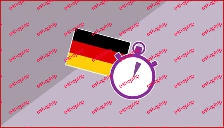 3 Minute German Course 6 Language lessons for beginners