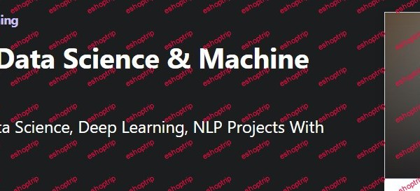 Build 20 Real World Data Science Machine Learning Projects
