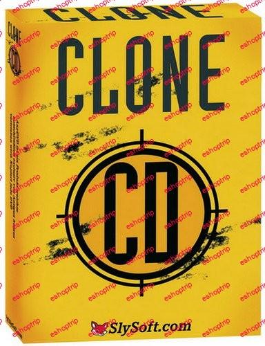 CloneCD 5.3.4.0 Multilingual