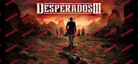 Desperados III Digital Deluxe Edition v1.7