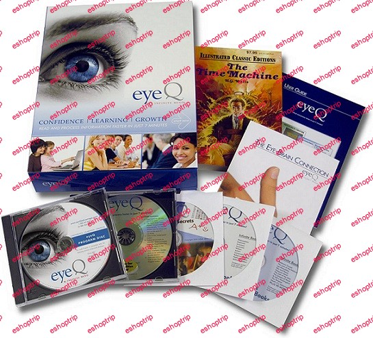 Eye Q Learn How to Speed Read