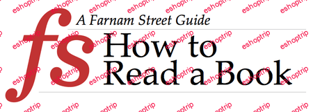 Farnam Street How to Read a Book