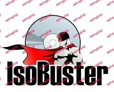 IsoBuster Pro 4.8 Build 4.8.0.00 Multilingual