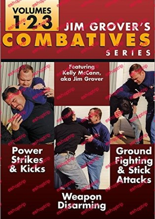 Jim Grover Combatives for Street Survival
