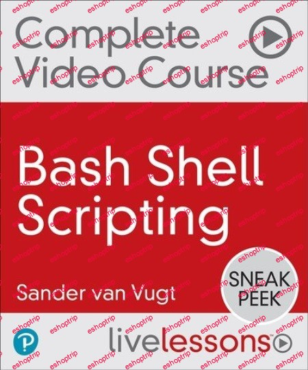 Livelessons Bash Shell Scripting