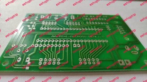 PCB Design PCB For Microcontroller Circuit MultiLayer PCB