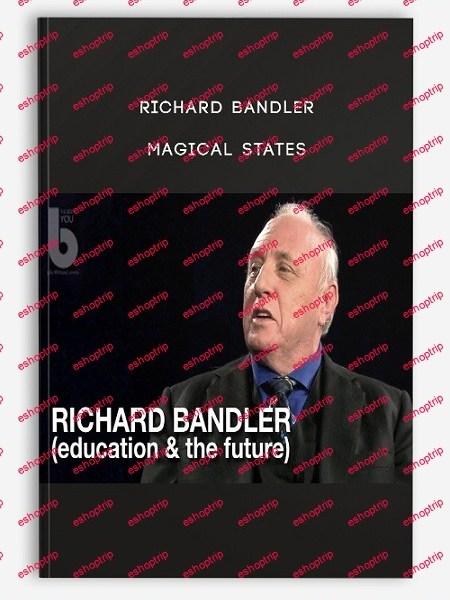 Richard Bandler Magical States