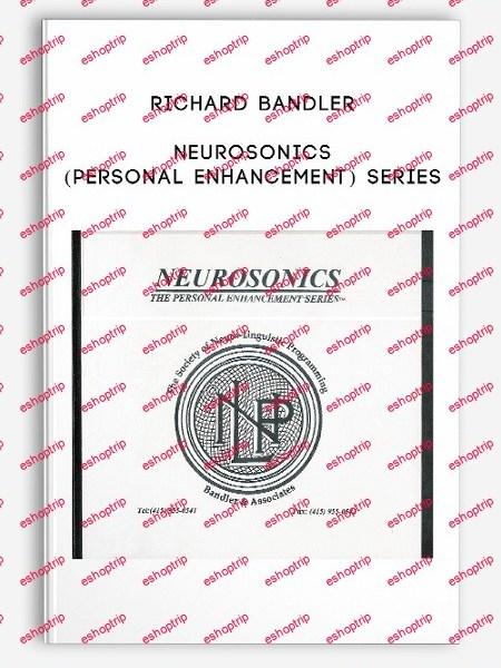 Richard Bandler Personal Enhancement Series TRANCE