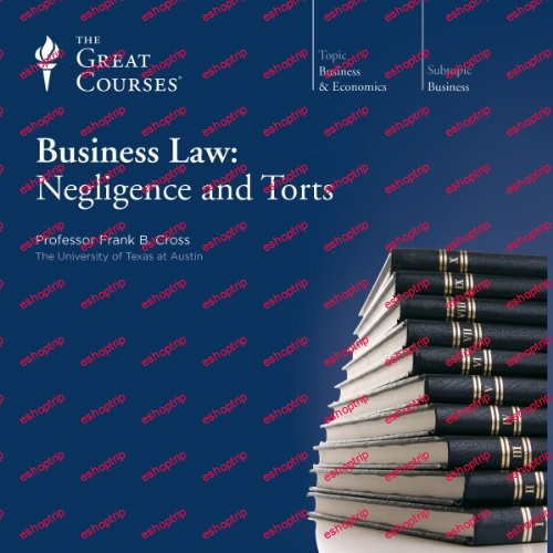 TTC Audio Business Law Negligence and Torts