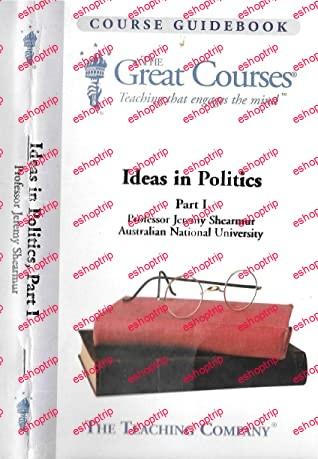 TTC Audio Ideas in Politics