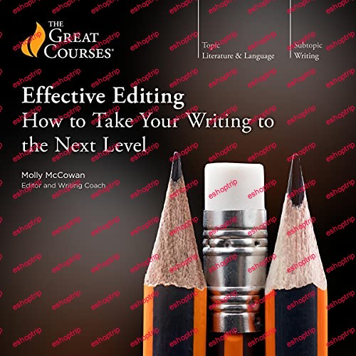 TTC Video Effective Editing How to Take Your Writing to the Next Level