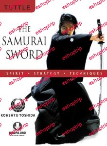 The Samurai Sword Spirit Strategy Techniques