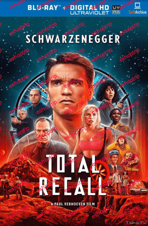 Total Recall 1990 Uncut Remastered 1080p