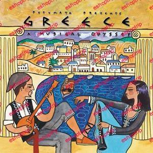 VA Putumayo Presents Greece A Musical Odyssey 2004