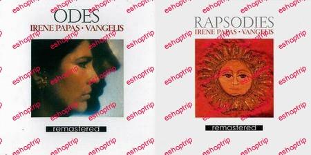 Vangelis Irene Papas 2 Albums 1979 1986 Reissue 2007