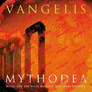Vangelis Mythodea Music For The NASA Mission 2001 Mars Odyssey 2001