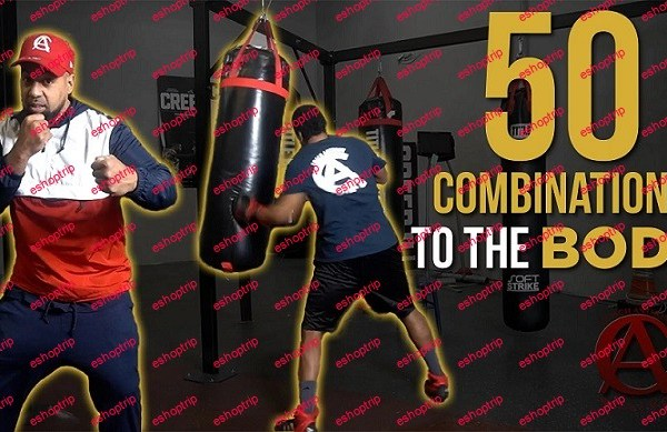 50 Combinations to the Body By Coach Anthony