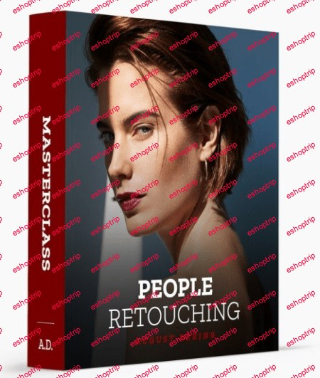 August Dering People Retouching Masterclass