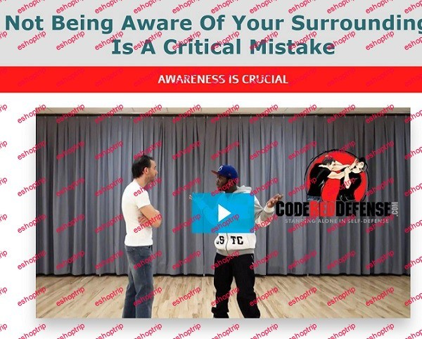Codered Defense Awareness And Avoidance