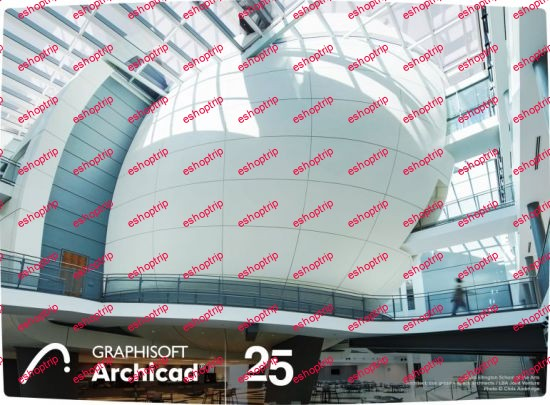 GRAPHISOFT ARCHICAD 25 Build 3002