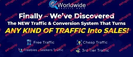 James Renouf Worldwide Traffic Hack
