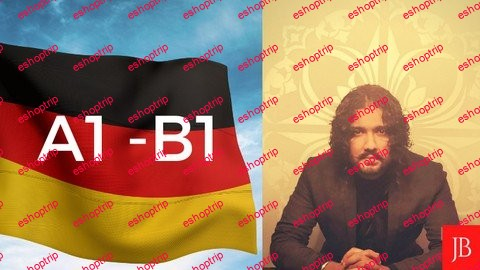 Learn German with John Berlin A1 B1
