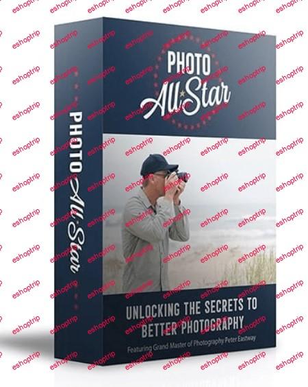 Mark Condon Photo All Star Video Tutorial