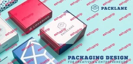 Packaging Design for Creatives Entrepreneurs